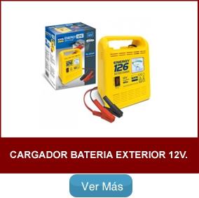 CARGADOR BATERIA 12V 6A